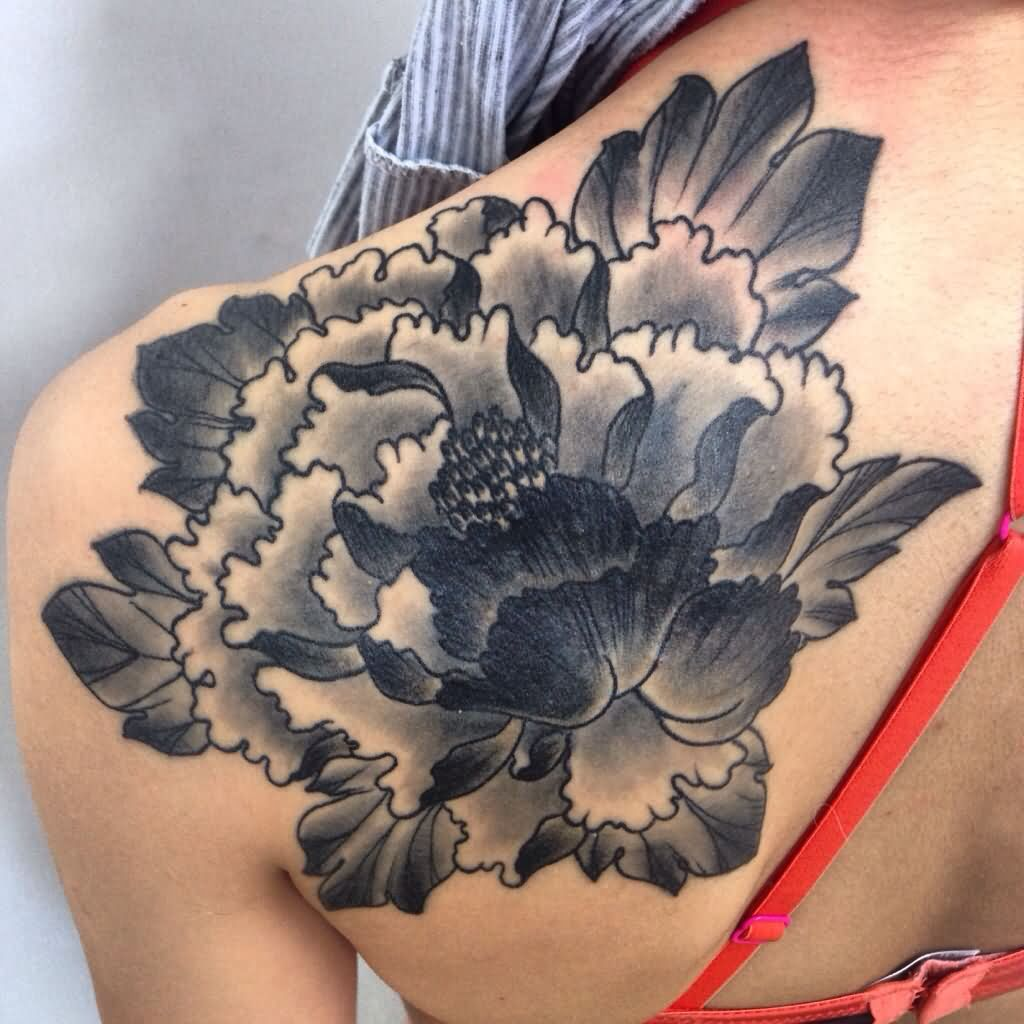 43 Japanese Peony Tattoos Collection