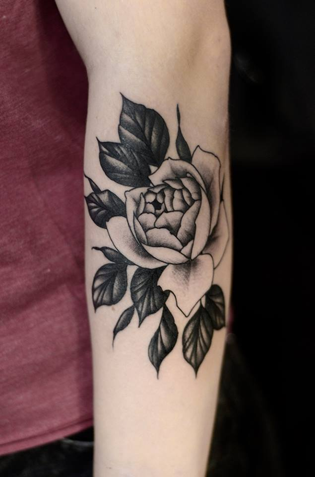 Rose tattoos for Rose tattoos on arm
