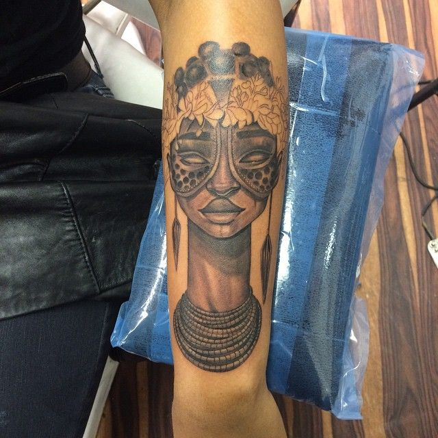 42+ Best African Tattoos Design And Ideas