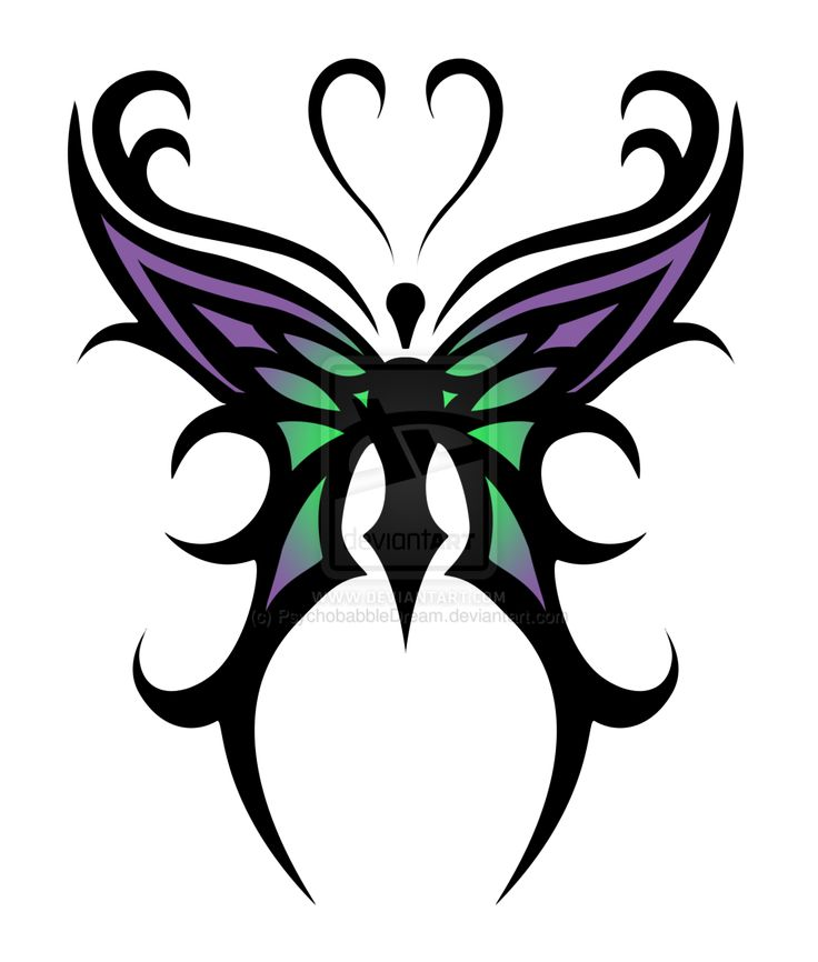 53+ Amazing Butterfly Tattoos Designs