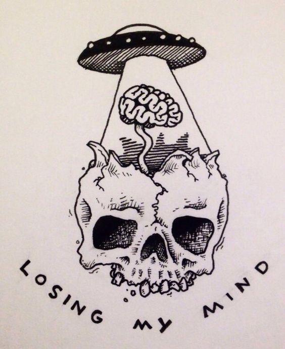 55 Best Alien Tattoos Design And Ideas
