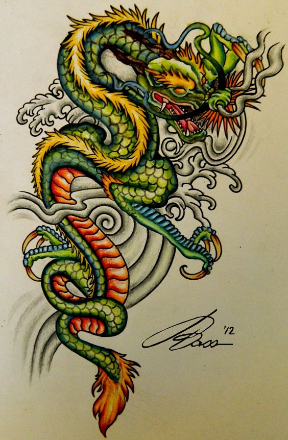 100+ [ Chinese Dragon Tattoo Design Chinese ] | Chinese ...