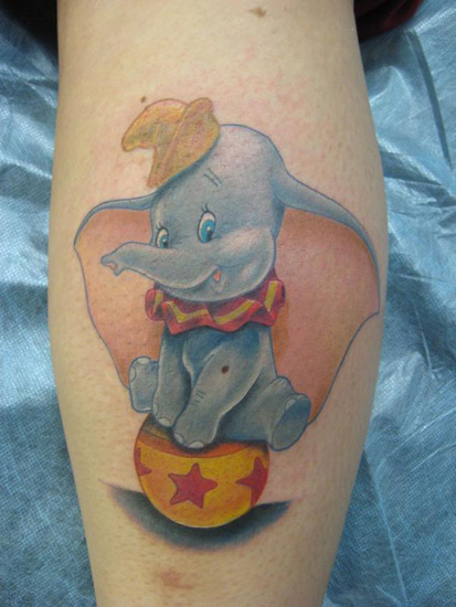 40 dumbo tattoos design and ideas