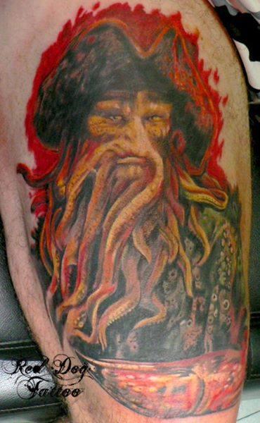 16  best side thigh tattoos