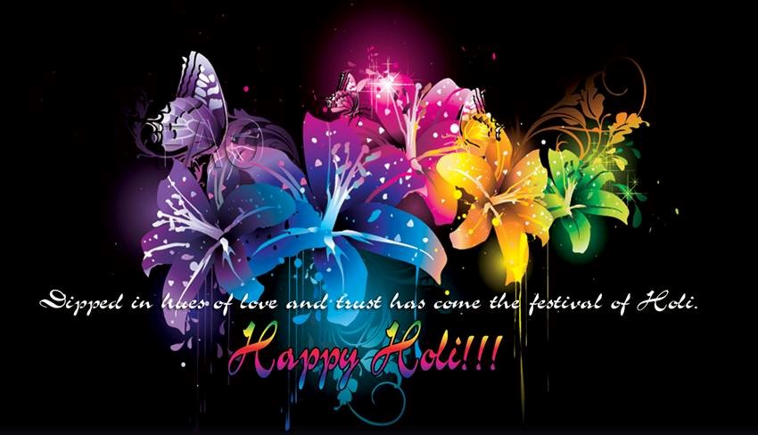 55 happy holi greeting card pictures and photos dipped in hues of love and trust has come the festival of holi happy holi card m4hsunfo