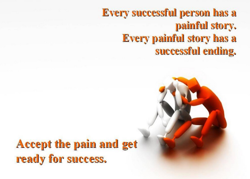 be a successful person
