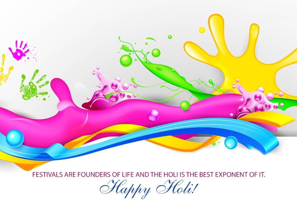 55 happy holi greeting card pictures and photos festivals are founders of life and the holi is the best exponent of it happy holi m4hsunfo