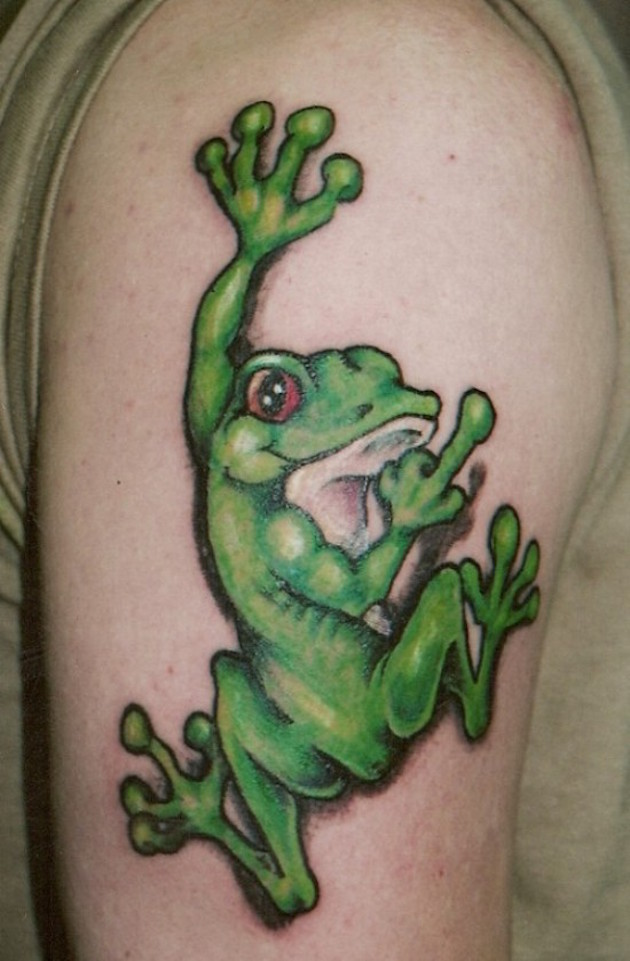 Frog Tattoo Ideas: 53+ Latest Frog Tattoos Pictures And Designs