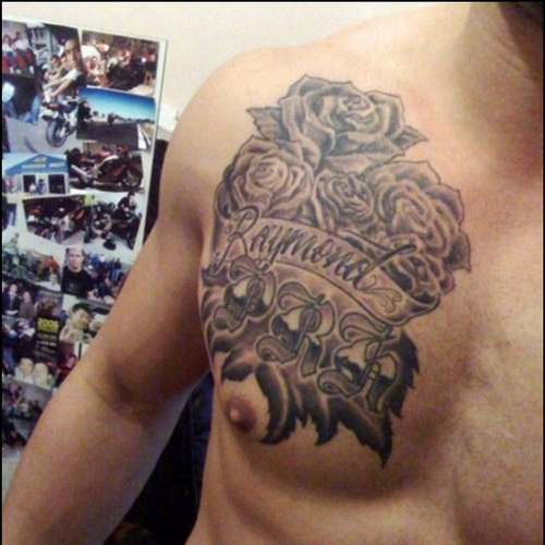 25+ Cute Memorial Tattoo Designs And Pictures