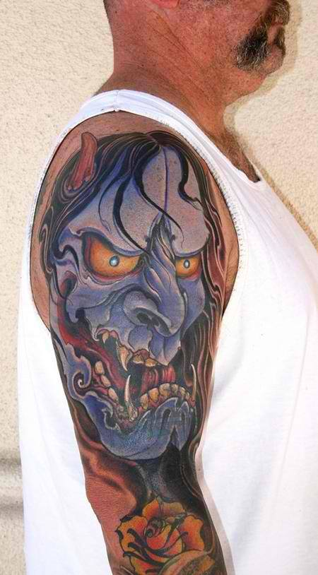 21+ Great Hannya Shige Tattoos