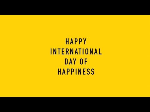 international day of happiness - photo #19