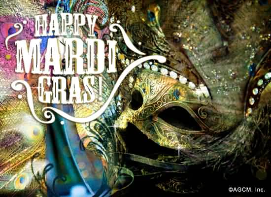 60+ Incredible Mardi Gras 2017 Greeting Card Pictures