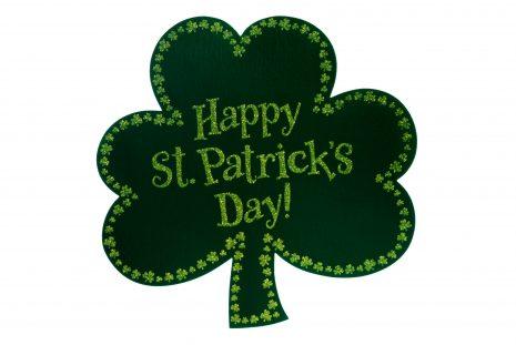 Happy Saint Patrick's Day 2017 Clover Leaf