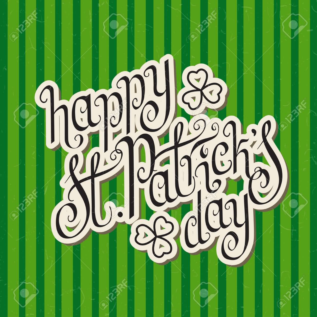 Happy Saint Patrick's Day 2017 Ecard