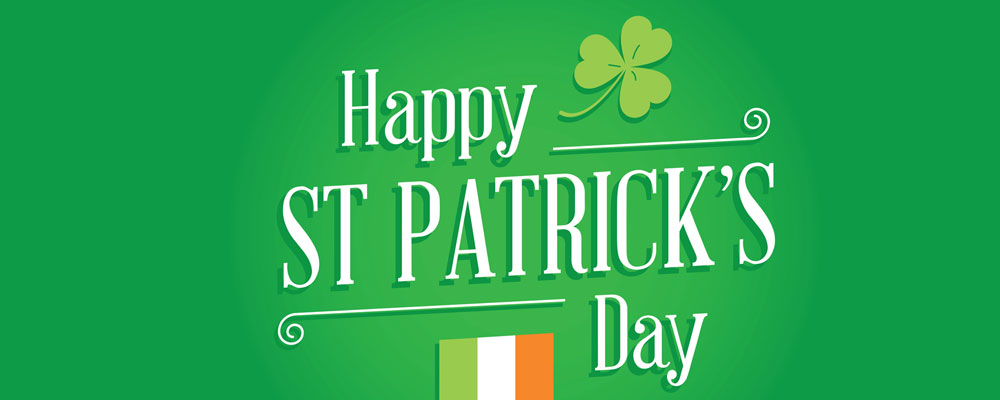 Happy Saint Patrick's Day 2017 Facebook Cover Picture
