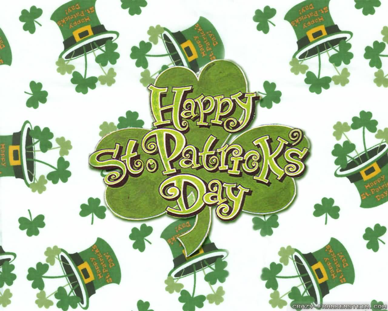 Happy Saint Patrick's Day Wishes