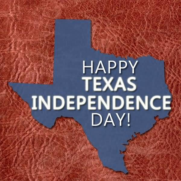 40 Best Texas Independence Day Wish Pictures