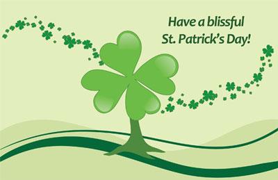 70 most beautiful saint patricks day greeting card have a blissful saint patricks day greeting card m4hsunfo
