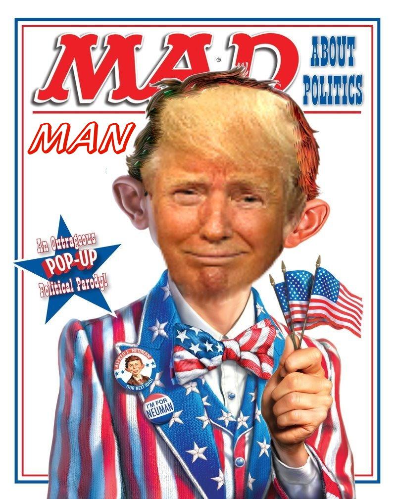 Mad Man Trump