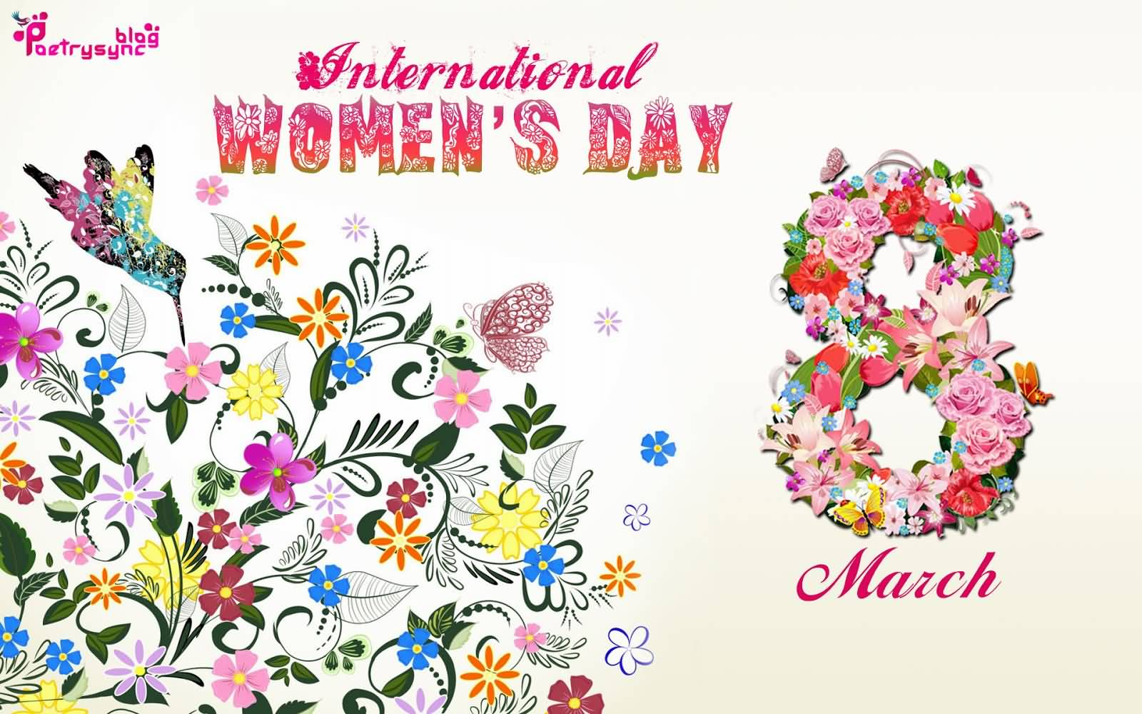 International Womens Day 8 March 2017 Hd Wallpaper