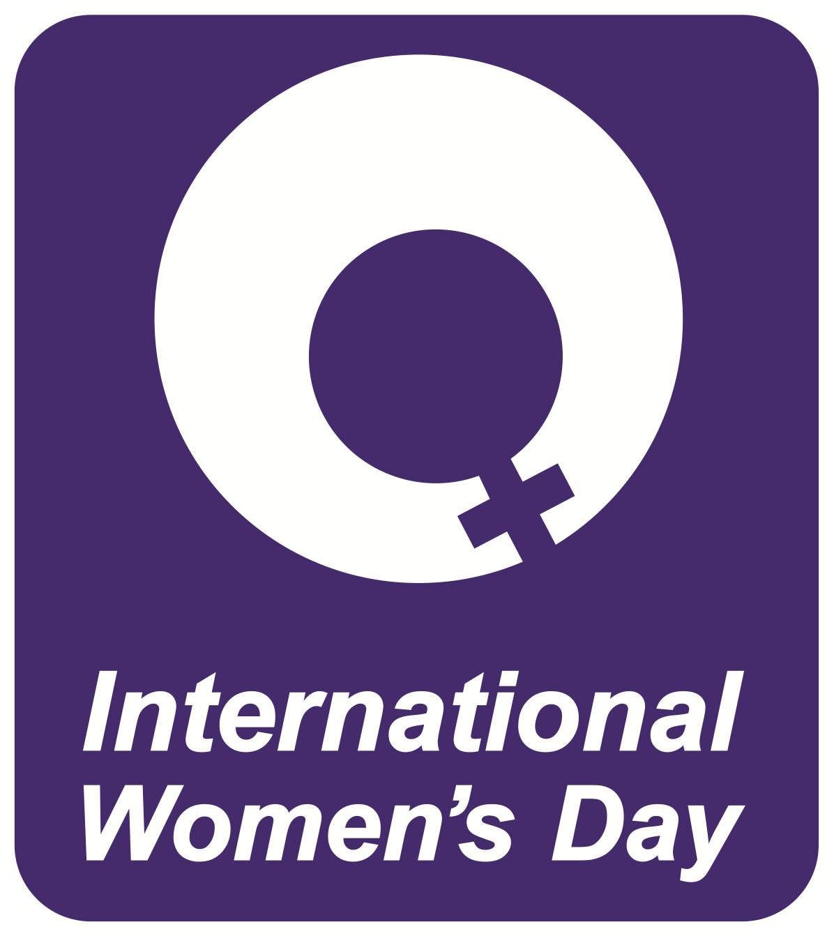 International Women S Day Logo