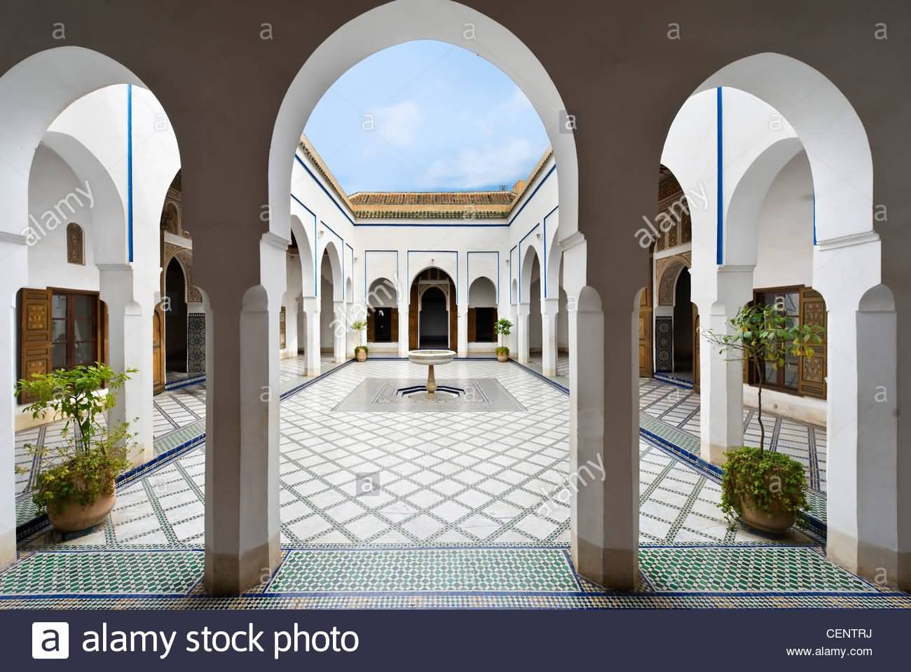 55 Incredible Bahia Palace In Marrakesh Morocco Pictures