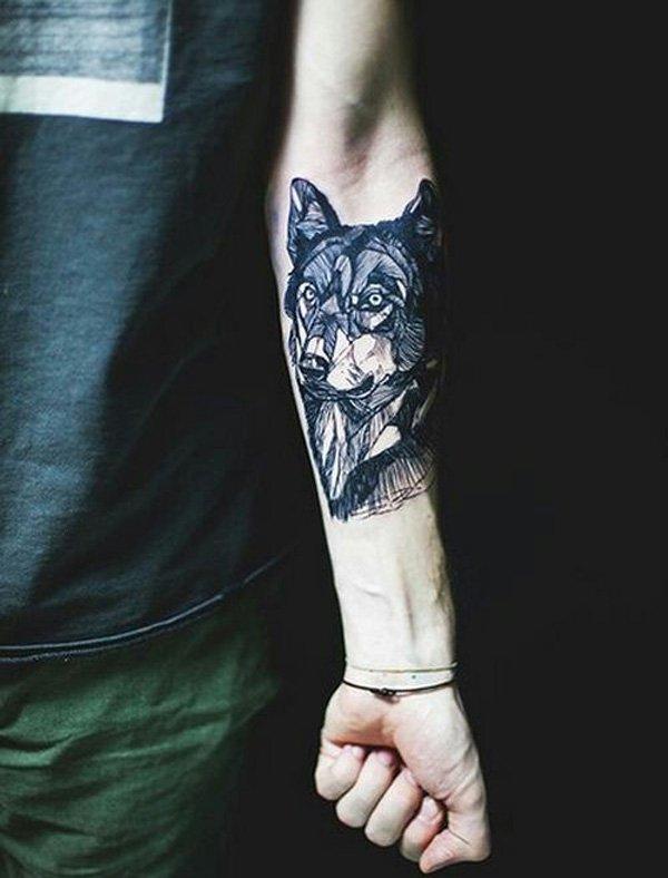 Волк - значение тату Для парней и девушек - YouTube
