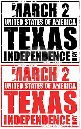 March 2 United States Of America Texas Independence Day