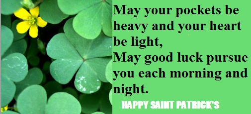 Image result for good night saint patricks day 2017
