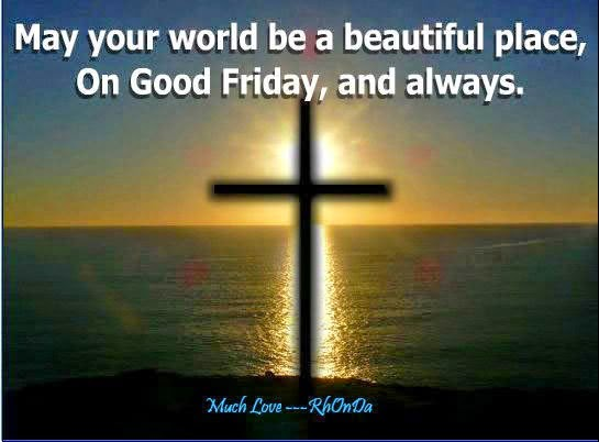 55 Most Beautiful Good Friday 2017 Wish Pictures And Photos
