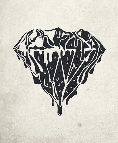 43+ Amazing Diamond Tattoos Designs