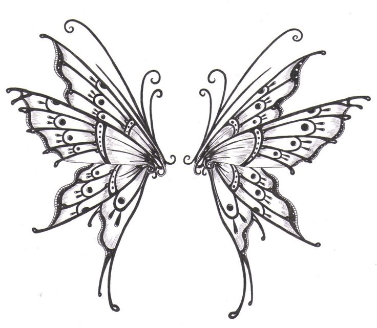 07a53ac4fce98 53+ Amazing Butterfly Tattoos Designs