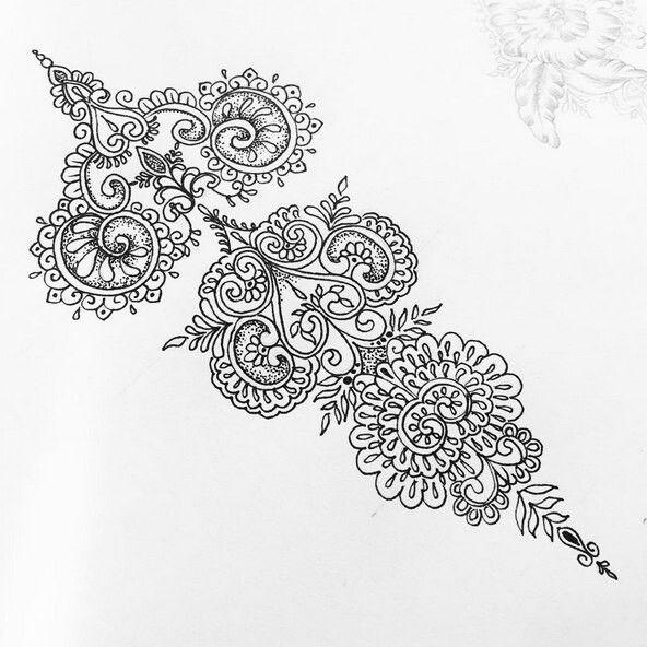 45 best mandala tattoos designs for Nice designs