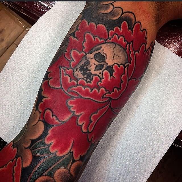 Japanese Tattoo Design Half Sleeve