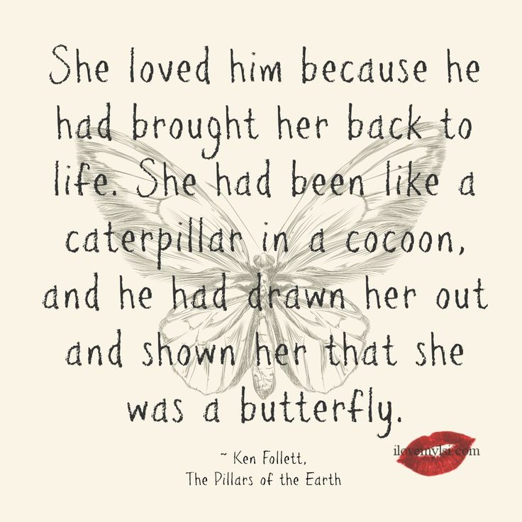 Short Romantic Love Quotes For Him Fascinating She Loved Him Because He Had Brought Her Back To Lifeshe Had
