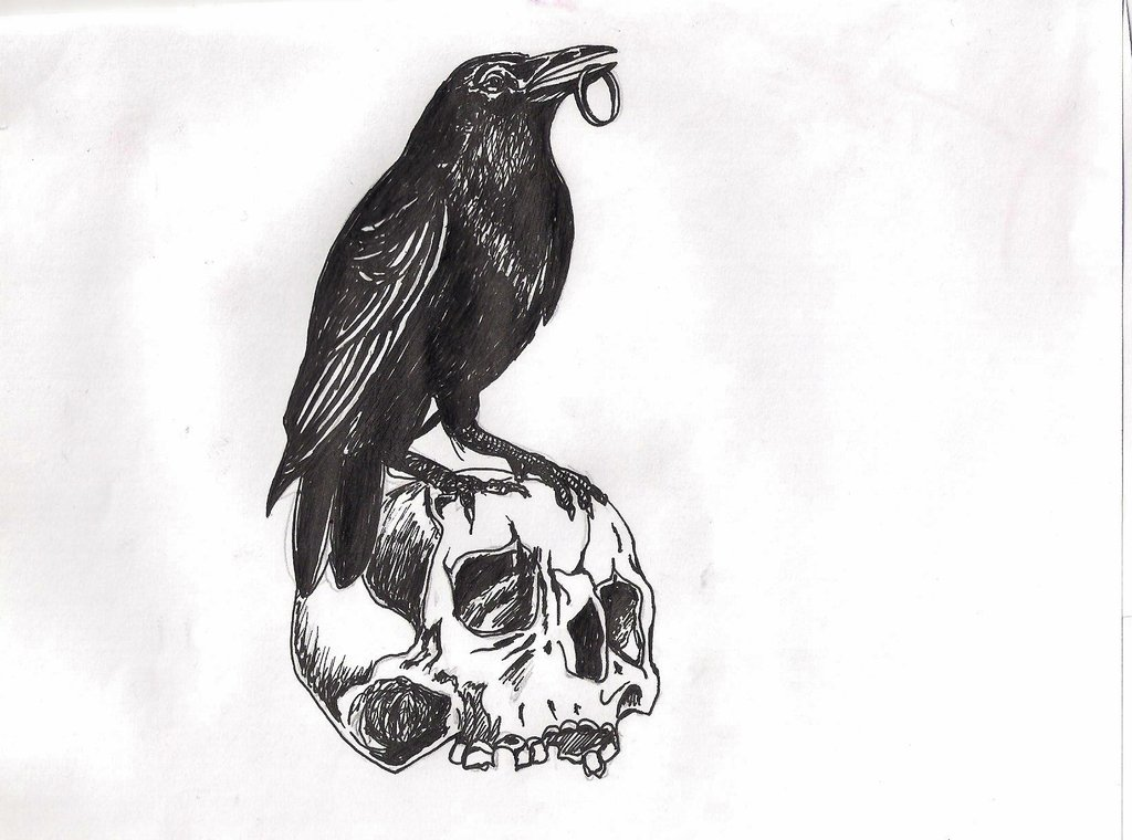 40+ Latest Crow Tattoos Designs And Ideas