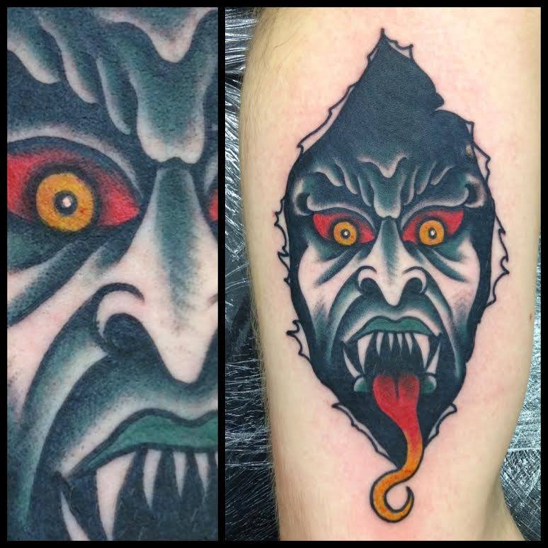 10 Fantastic Demon Tattoo Ideas, Images And Pictures
