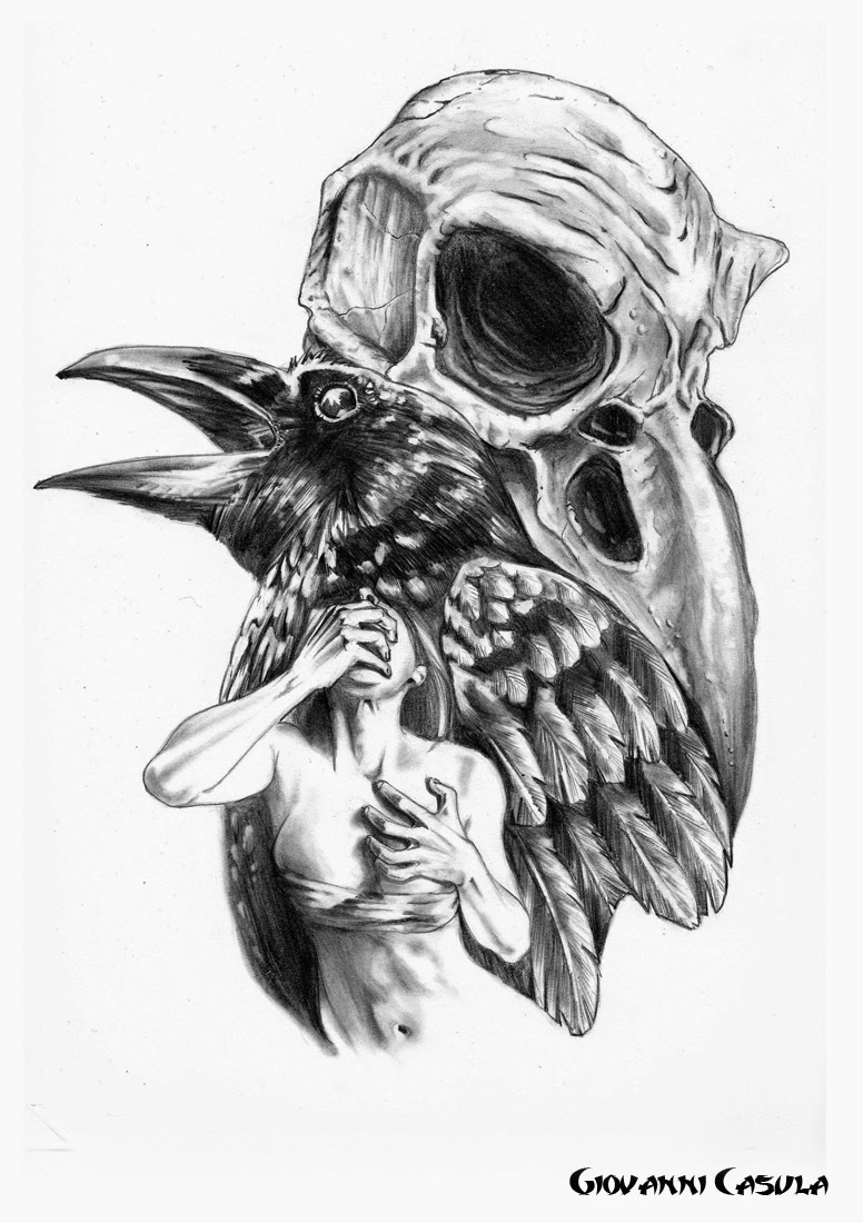 Image Result For Black And Grey Evil Tattoo Flash