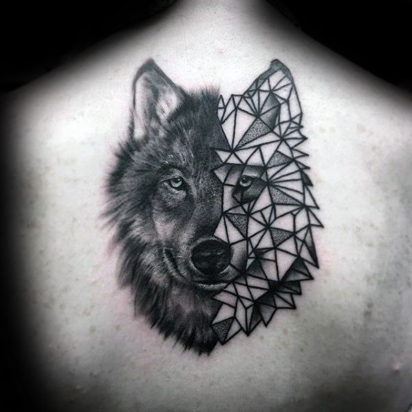 57 best wolf tattoos pictures and ideas. Black Bedroom Furniture Sets. Home Design Ideas