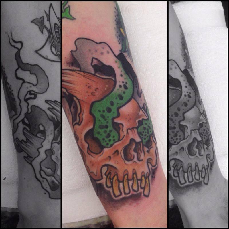 Askideas Com: Skull Tattoos