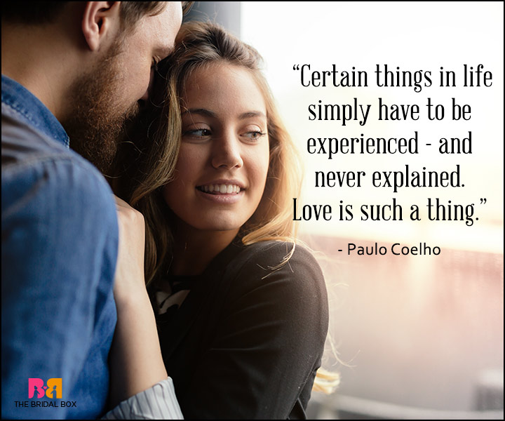 Download Love When You Need It Serious Quotes: Paulo Coelho Quotes