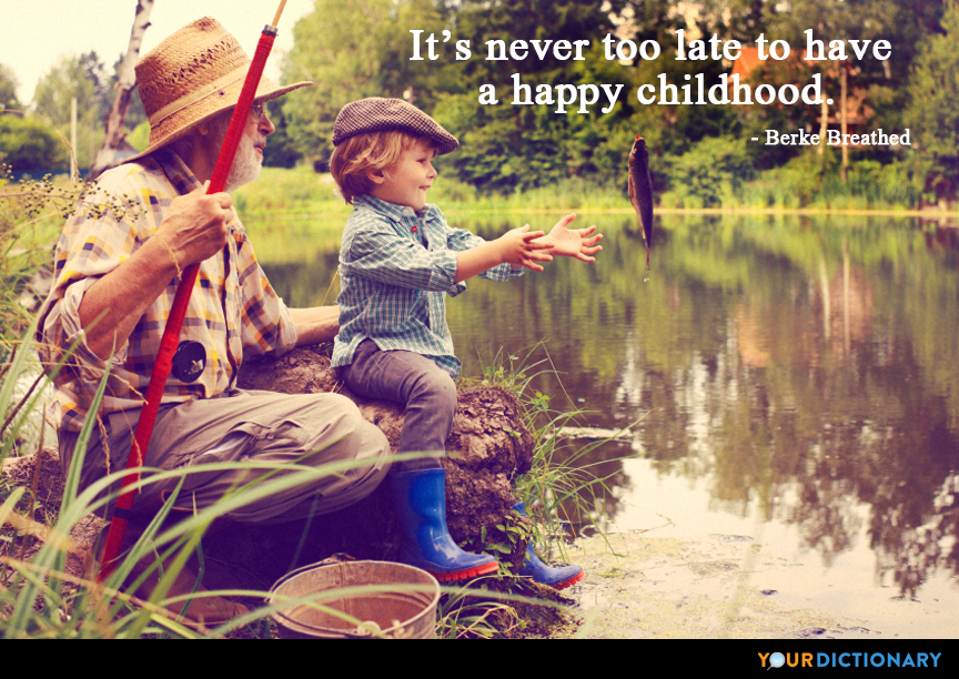 teh burden of a happy childhood In my opinion , childhood is the happiest time of a person's life first, in childhood most people are happier than in adulthood they do not have to worry about bills , jobs , how would their life be in the future they just worry about two things: to have fun, learn and be happy.