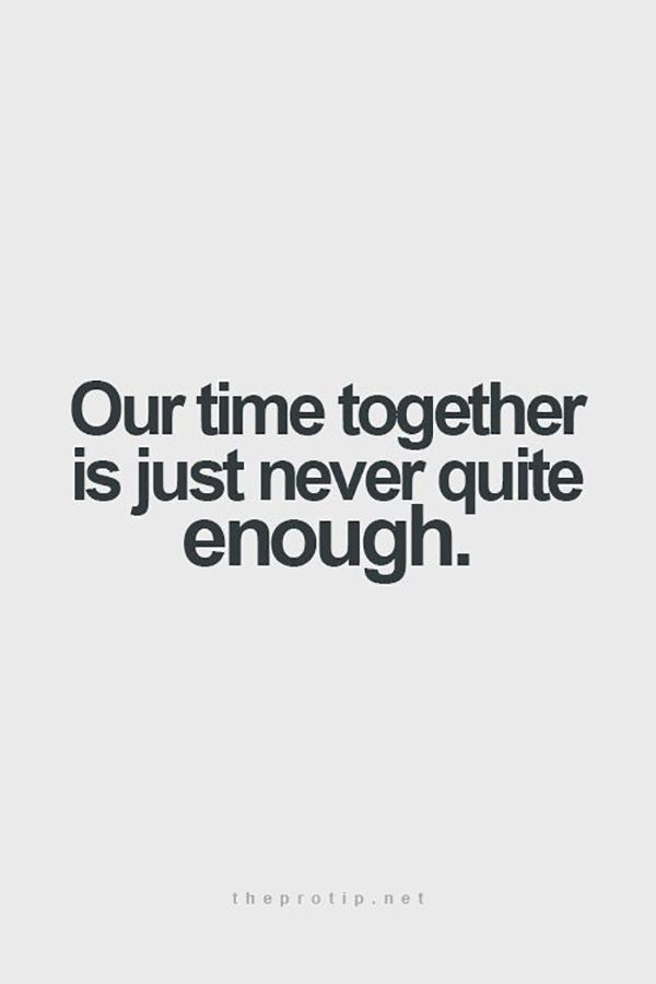 Just our time