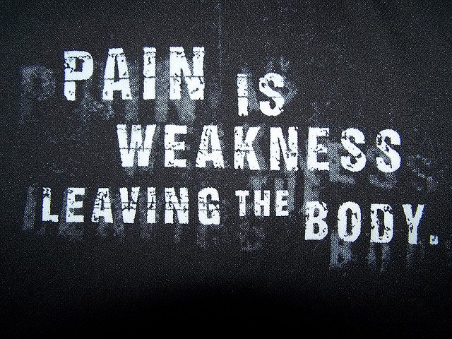 Bildresultat för pain body quote
