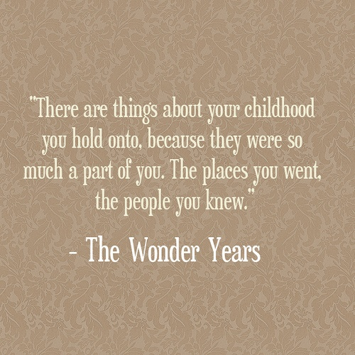 Childhood Memories Quotes Askideascom
