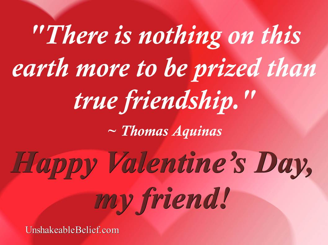 Quotation Of The Day Valentines Day Quotes For Friends