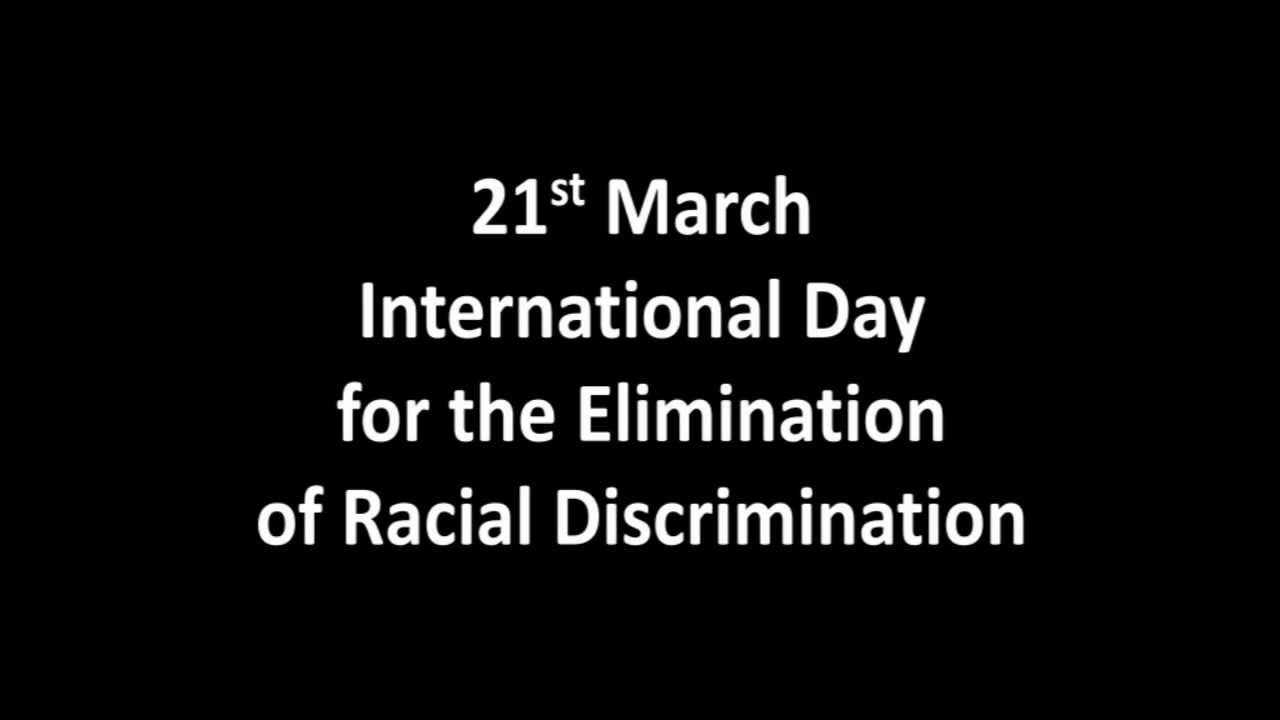 Discrimination Quotes 21St March International Day For The Elimination Of Racial