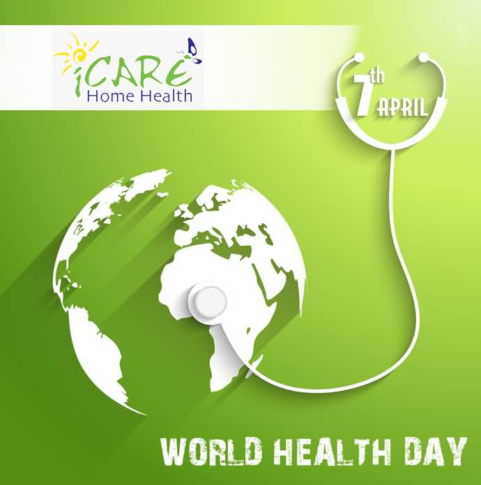 7th April World Health Day Card