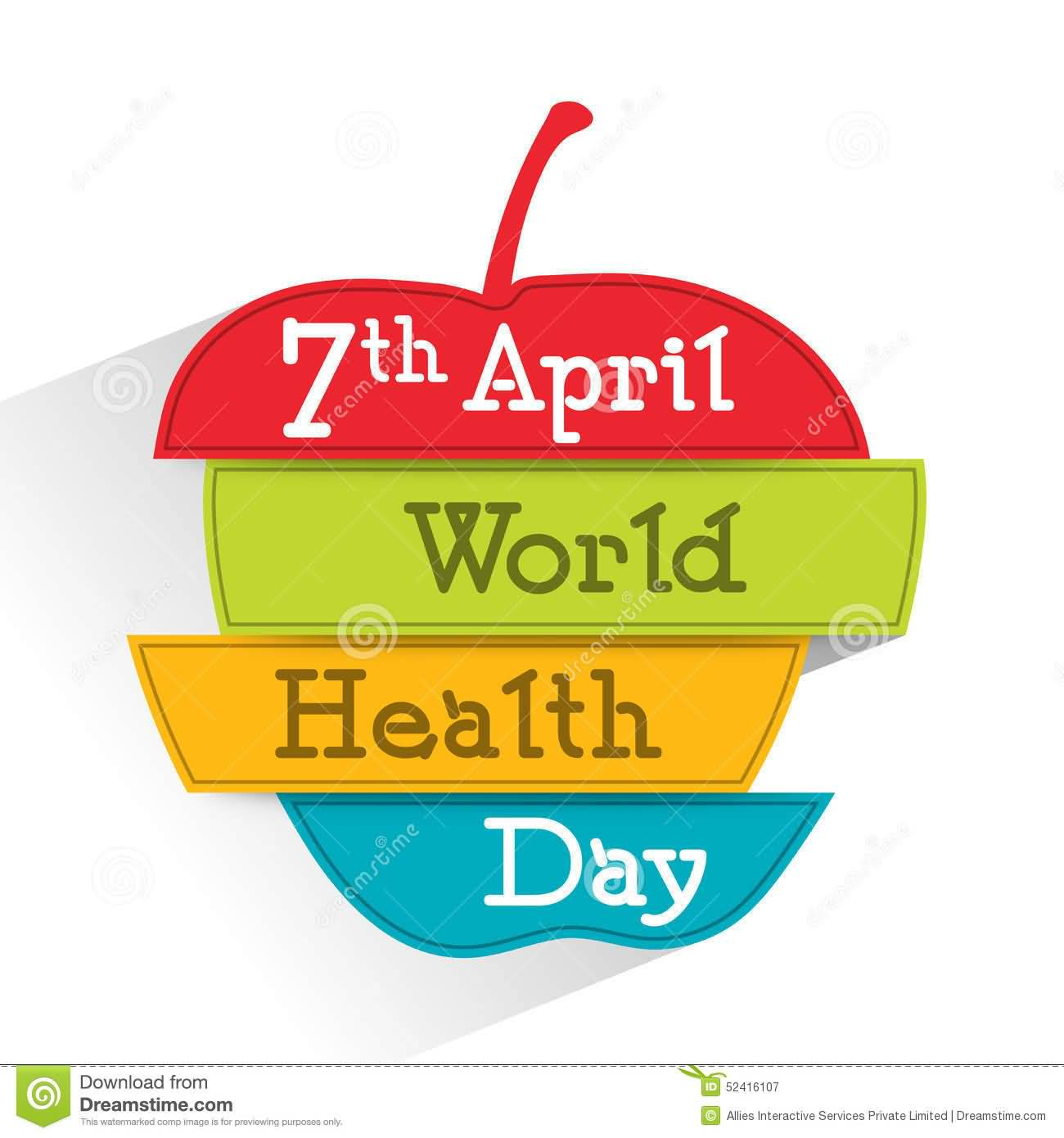 world health day World health day is a health awareness day celebrated each year on the 7th of april it is sponsored by the world health organization (who).