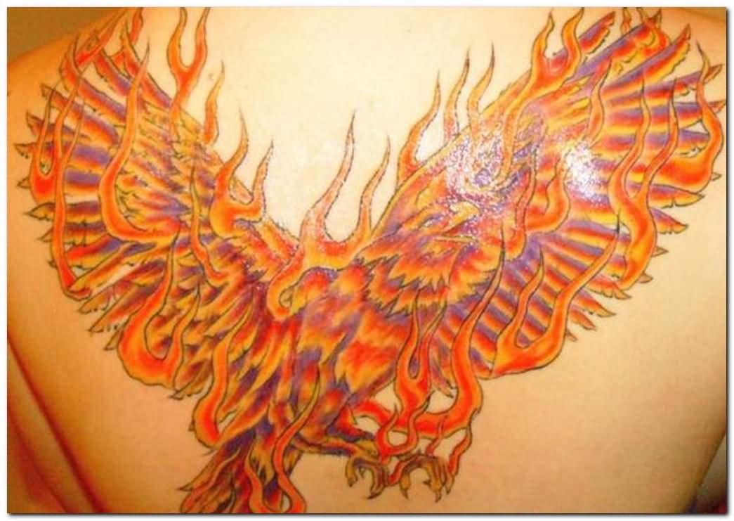 42+ Best Fire And Flame Tattoos Design And Ideas